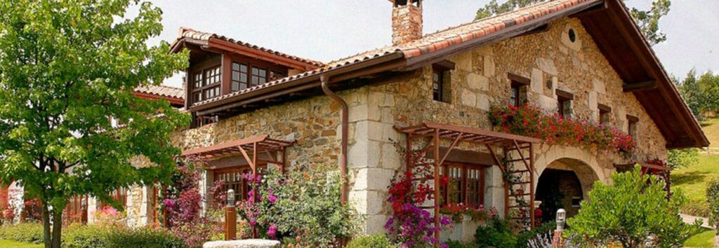 Las Casas de Ea Astei - Casa Rural Etxeaundi